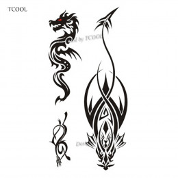 Hxman Smoka Kobiety Tymczasowy Tatuaż Naklejki Tatuaże Dla Wodoodporne Mężczyźni Moda Body Art Dzieci Ręcznie Fałszywy Tatuaż 10
