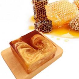 Mydło naturalne ręcznie robione Propolis miód mleko mydło pielęgnacja twarzy mydło wyrabiane ręcznie uzupełnianie wybielanie skó