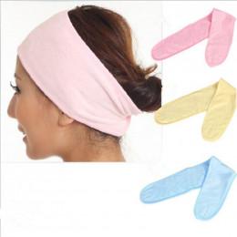 1 PC wanna prysznic z pałąkiem na głowę makijaż kosmetyczne szef Wrap narzędzia do włosów dla kobiet w ciąży szalik kapelusz po
