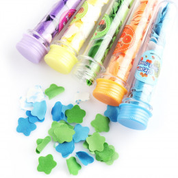 Losowy kolor!! 1/3PC przenośny podróży ręcznie mydło kwiatowe do mycia rąk małe mydło tabletki turystyczne niezbędne papierowe m