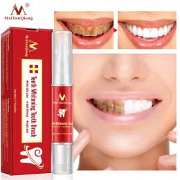 Wybielanie zębów szczotka do zębów esencja higieny jamy ustnej do czyszczenia Serum usuwa plamy zębów wybielanie zębów narzędzia