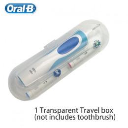 Oral B elektryczna szczoteczka do zębów przypadku pudełko na podróż do szczoteczka elektryczna szczotka do zębów z łbem walcowym