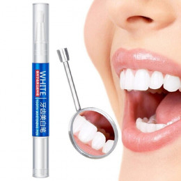 Hot 1 sztuk wybielanie zębów pióra żel do wybielania zębów zębów wybielacza żel wybielacza usuwania plam jamy ustnej Hygene Drop