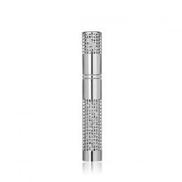 MUBTF-5 ml wielokrotnego napełniania Mini butelka z rozpylaczem aluminium Spray Atomizer przenośny podróży kosmetyczne pojemnik