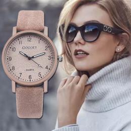 Gogoey zegarki damskie moda damska zegarki dla kobiet bransoletka Relogio Feminino zegar prezent Montre Femme luksusowe bajan Ko