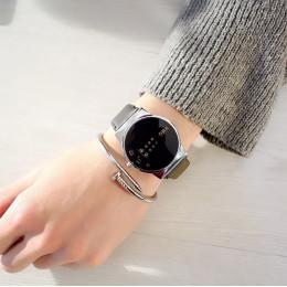 Biżuteria damska młodzieżowa zegarek modny kolorowy stylowy tani minimalistyczny
