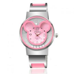 Zegarki kobiety moda luksusowy Zegarek ze stali nierdzewnej kobiet zegarka kobiet zegar Zegarek dla pań Relojes Mujer Montre Fem