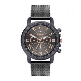 Gorący sprzedawanie GENEVA damskie na co dzień pasek silikonowy zegarek kwarcowy Top marka dziewczyny bransoletka zegarek na ręk