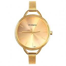 Kobiety zegarki moda zegarek dla pań zegar Montre Femme Reloj Mujer zegarka kobiety na rękę Saati zegarek damski Relogio Feminin