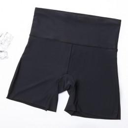 Kobiety WLSD szorty ochronne spodnie bez szwu Nylon wysokiej talii majtki bez szwu anty opróżnione szorty spodnie dziewczyny bie