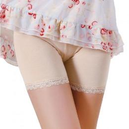 Majtki bezpieczeństwa wysokiej talii bokser duży rozmiar szorty szorty w dużych rozmiarach pod jej spódnica kobiety legginsy bez