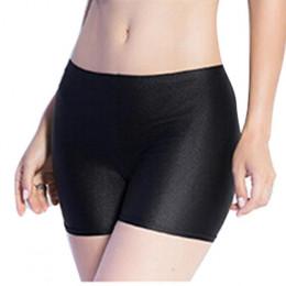 Kobiety bezpieczeństwa krótkie spodnie moda kobiety płaskie warstwowe krótkie spodnie pod bezpieczeństwa bielizna spodenki july2