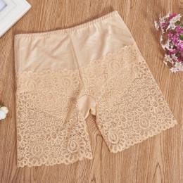 Letni chłopiec spodenki dla kobiet koronki bezpieczeństwa spodnie kalesony kobiety koronki oddycha i pochłania pot anti-wear trz