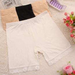 Nowe seksowne kobiety gorąca sprzedaż koronka spodnie bielizna 3 kolory 2 rozmiary bezpieczeństwa krótkie spodnie