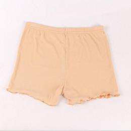 Kobiety miękkie bezszwowe bezpieczeństwo krótkie spodnie Plus rozmiar lato spódnice spodenki bawełniane oddychające krótkie rajs