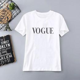 2019 moda wiosna kobiet popy i bluzki kobiety elegancki Vintage wydrukowano Slim Casual O-Neck krótki rękaw koszulki z krótkim r