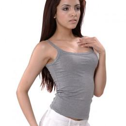 Letnie zbiorniki Camis kobiet bawełniana bielizna podkoszulek kobiet kamizelki 5XL 6XL seksowne panie podkoszulek Ropa Interior