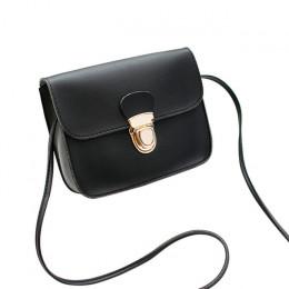 Kobiety Messenger torby kobieta torba 2018 znanych marek kobiety moda jednolity kolor okładka na ramię blokady Crossbody telefon