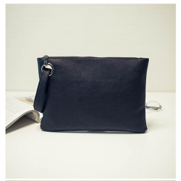 Moda solidna damska kopertówka torby skórzane kobiet torba koperta sprzęgła wieczór torba kobiet sprzęgła torebka natychmiastowe