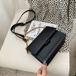 Mini skórzane Crossbody torby dla kobiet 2019 zielony łańcuch torba na ramię pani podróży torebki i torebki krzyż ciała torba