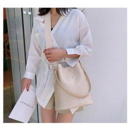 Ansloth krokodyla torba Crossbody dla kobiet torba na ramię marki projektant kobiet torby luksusowe PU skórzana torba torba wiad