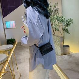Kamień wzór Crossbody torby dla kobiet 2019 małe torebki ze skóry PU i torebki nowy projektant panie torba torebka na ramię Mess