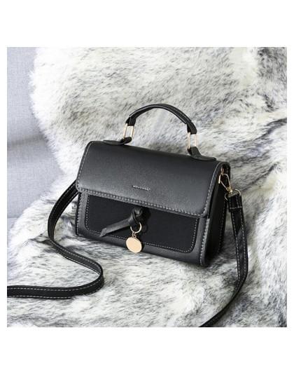 REPRCLA nowe luksusowe skórzane damskie torebki wysokiej jakości PU torba na ramię marka projektant Crossbody torby małe mody to