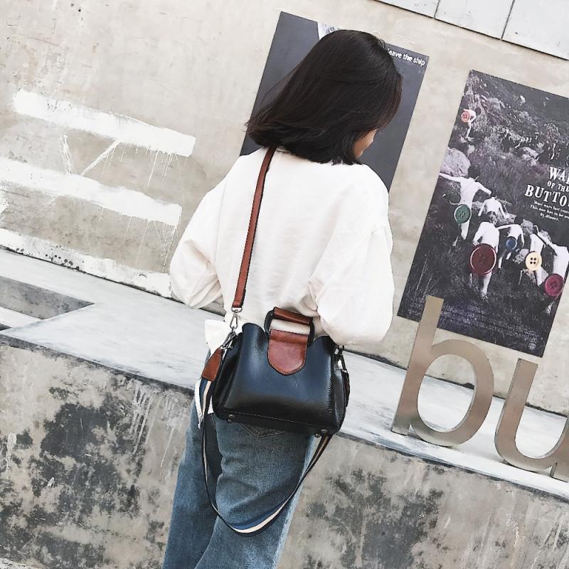 Błyszczący pu skóra luksusowe torebki damskie torby