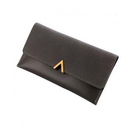 2019 skóra kobiety portfele Hasp Lady Moneybags na zamek błyskawiczny portmonetka kobieta kopertówka pieniądze karty ID Holder t
