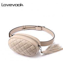 LOVEVOOK fanny pack kobiety waist pack saszetka na pasek kobiet torby na ramię dla kobiet crossbody torby dla kobiet 2019 moda t