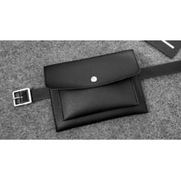 IVOTKOVA klasyczne Trendy talii torby kobiety moda pas spakować rocznika Mini torby Pu skóra proste dorywczo torby z paskiem 7 k