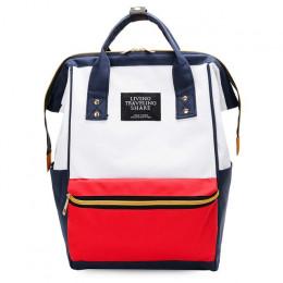 2019 kobiet plecak, na co dzień najlepszy torba podróżna, japonia pierścień torba szkolna moda torba na ramię dla nastoletnich d
