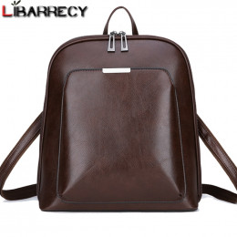 Plecak vintage kobiet marka skórzana dla kobiet plecak duża pojemność torba szkolna dla dziewcząt rekreacyjne torby na ramię dla