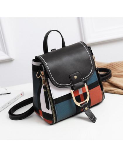 ACELURE projektant plecaki kobiety skórzane plecaki tornister kobiet torby dla nastolatków dziewczyny podróży torba w stylu Retr