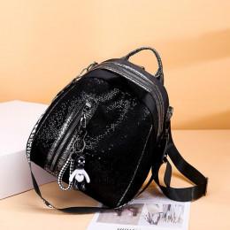 Nowy wielofunkcyjny plecak kobiety wodoodporna Oxford plecak kobiet przeciw kradzieży plecak tornister dla dziewcząt 2019 Sac Do