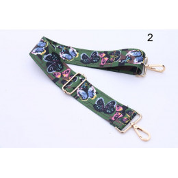 DAUNAVIA marka moda torba kobieca pasek słynny projektant regulowany pasek na ramię torba kolorowy pasek dla kobiet 110cm