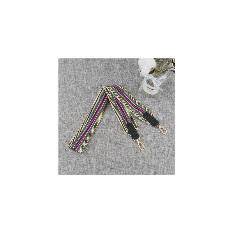 105 cm długości zespoły uchwyt kolorowe paski paski do torby