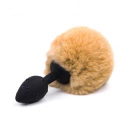 DreamBell Sexy królik ogon kształt Anal Plug na podwórku stymulacji stymulator Sex masturbacja zabawki