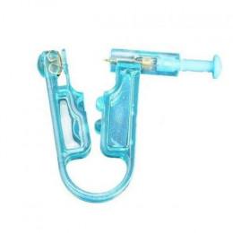 Gorąca zdrowe bezpieczeństwo aseptyki jednorazowe urządzenie kolczyki do uszu do przekłuwania Piercer narzędzie