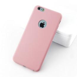 SIXEVE miękki silikonowy pokrowiec na iPhone 6 S 6 S iPhone 7 8 Plus 5 5S X 10 XR XS max 6Plus 7Plus 8 Plus słodkie cukierki kol
