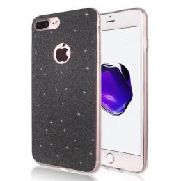 Połysk miękki silikonowy pokrowiec na iPhone 6 S 6 S 5 5S 5SE XS Max XR X 7 8 Plus 6Plus 7Plus 8 Plus TPU tylna obudowa telefonu