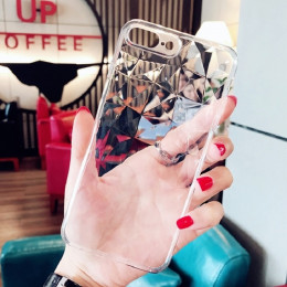 Dla capinha para iphone 6s 6 S miękkiego silikonu dla iphone 8 plus przypadku luksusowe kobiety na iphone 7 7Plus X XS 6 Plus pr