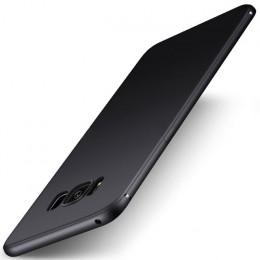 SIXEVE Ultra cienki miękki silikonowy etui do Samsung Galaxy S6 S7 krawędzi S8 S9 S10 e Lite Plus S 6 7 8 9 Duos tylna pokrywa e