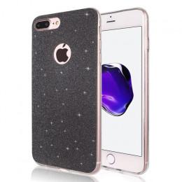 Matowe połysk miękkie silikonowe Case dla iPhone 6 S 6 S iPhone 7 iPhone 8 Plus X 10 XR XS MAX 5S 5SE 8 Plus telefon komórkowy c