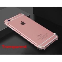 Super odporna na wstrząsy, przezroczysta, miękki futerał dla iPhone 5 5S 6 7 8 Plus 6 SPlus 7 Plus 8 Plus X XR XS MAX silikonowa