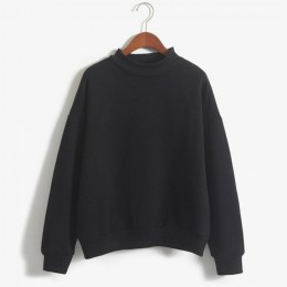 Sprzedaż hurtowa M-XXL śliczne kobiety swetry sweter 9 kolory 2019 jesień płaszcz zimowy luźny polar gruba dzianina bluza kobiet