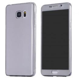 360 stopni pełne etui do Samsung Galaxy J4 J6 J8 Plus J2pro 2018 J3 J5 J7 2017 2016 Prime jasne pokrywa miękki futerał na telefo