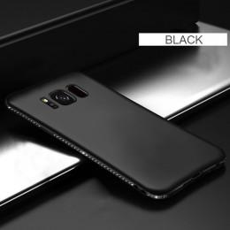 Miękki silikonowy futerał na telefon do Samsung Galaxy S8 S9 S10 Plus S10E S7 krawędzi uwaga 8 9 S8Plus S9Plus S7Edge funda diam