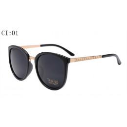Ekstrawaganckie okulary przeciwsłoneczne oversize wyraziste vintage ekscentryczne metaliczne czarne brązowe złote w panterkę
