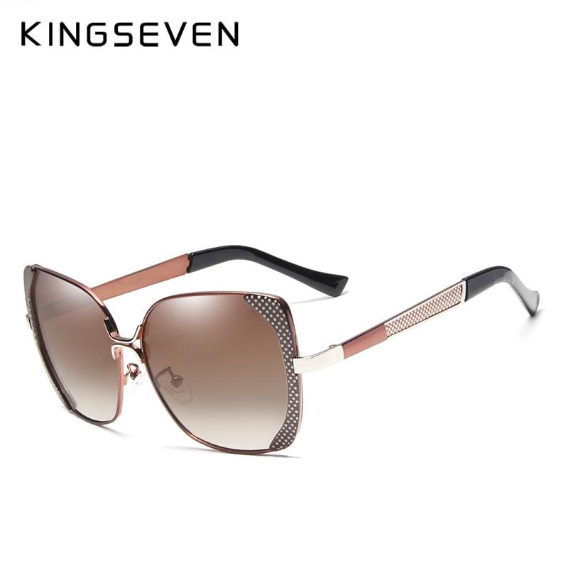 KINGSEVEN marka projekt luksusowe spolaryzowane okulary